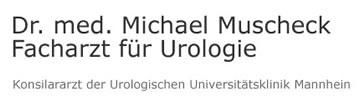 Dr. med. Michael Muscheck Logo